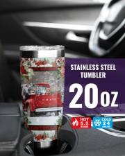 LIMITED EDITION - BLACK CAT - 90037TU 20oz Tumbler aos-20oz-tumbler-lifestyle-front-39
