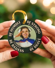 LIMITED EDITION - BE STRONG - 90163TU Circle ornament - single (porcelain) aos-circle-ornament-single-porcelain-lifestyles-08
