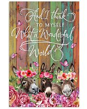 LIMITED EDITION - FARMER DONKEY LOVERS - 80300P 11x17 Poster front