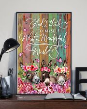 LIMITED EDITION - FARMER DONKEY LOVERS - 80300P 11x17 Poster lifestyle-poster-2