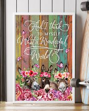 LIMITED EDITION - FARMER DONKEY LOVERS - 80300P 11x17 Poster lifestyle-poster-4