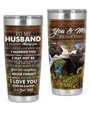 LIMITED EDITION - YOU AND ME - 6976TU 20oz Tumbler front