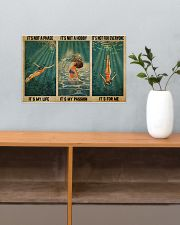 LIMITED EDITION - SWIMMING - POS90317TU 17x11 Poster poster-landscape-17x11-lifestyle-24