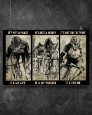 LIMITED EDITION - CYCLING - 80329P 17x11 Poster aos-poster-landscape-17x11-lifestyle-12