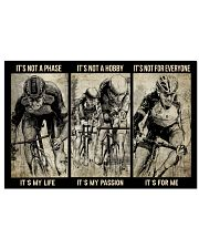 LIMITED EDITION - CYCLING - 80329P 17x11 Poster front