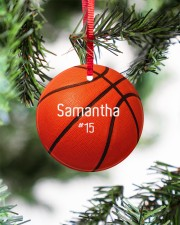 LIMITED EDITION - BASKETBALL - 80226P Circle ornament - single (porcelain) aos-circle-ornament-single-porcelain-lifestyles-07