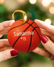LIMITED EDITION - BASKETBALL - 80226P Circle ornament - single (porcelain) aos-circle-ornament-single-porcelain-lifestyles-08