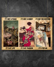 LIMITED EDITION - SEWING - 60053P 17x11 Poster aos-poster-landscape-17x11-lifestyle-12