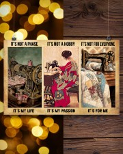 LIMITED EDITION - SEWING - 60053P 17x11 Poster aos-poster-landscape-17x11-lifestyle-29