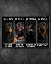 LIMITED EDITION - DOG LOVERS - 6979P 17x11 Poster aos-poster-landscape-17x11-lifestyle-12