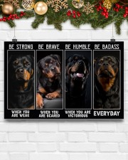 LIMITED EDITION - DOG LOVERS - 6979P 17x11 Poster aos-poster-landscape-17x11-lifestyle-28