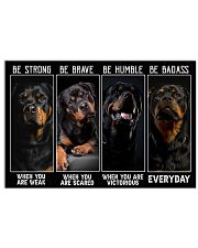LIMITED EDITION - DOG LOVERS - 6979P 17x11 Poster front