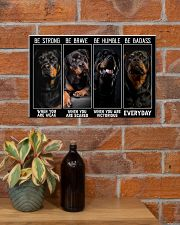 LIMITED EDITION - DOG LOVERS - 6979P 17x11 Poster poster-landscape-17x11-lifestyle-23