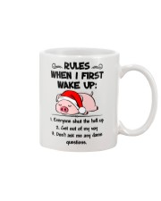 LIMITED EDITION - FUNNY PIG 90104A Mug front