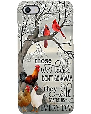LIMITED EDITION - FARMER CHICKEN LOVERS - 80257P Phone Case i-phone-8-case