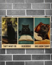 LIMITED EDITION - MY CAT - POS11265TU 17x11 Poster aos-poster-landscape-17x11-lifestyle-18