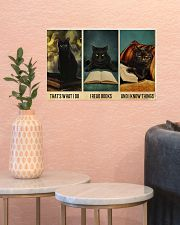 LIMITED EDITION - MY CAT - POS11265TU 17x11 Poster poster-landscape-17x11-lifestyle-21