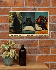 LIMITED EDITION - MY CAT - POS11265TU 17x11 Poster poster-landscape-17x11-lifestyle-23