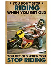 LIMITED EDITION - MOTORCYCLE LOVERS 11098A 11x17 Poster front