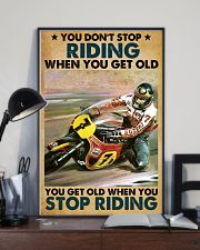 LIMITED EDITION - MOTORCYCLE LOVERS 11098A 11x17 Poster lifestyle-poster-2