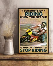 LIMITED EDITION - MOTORCYCLE LOVERS 11098A 11x17 Poster lifestyle-poster-3