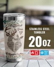 LIMITED EDITION - HUNTING - 60123TU 20oz Tumbler aos-20oz-tumbler-lifestyle-front-34