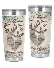 LIMITED EDITION - HUNTING - 60123TU 20oz Tumbler front