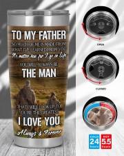 LIMITED EDITION - FATHER AND SON - 80258TU 20oz Tumbler aos-20oz-tumbler-lifestyle-front-45