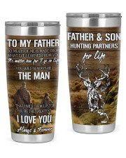 LIMITED EDITION - FATHER AND SON - 80258TU 20oz Tumbler front