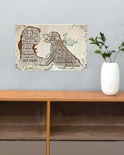 LIMITED EDITION - MY DOG - HD12043TU 17x11 Poster poster-landscape-17x11-lifestyle-24