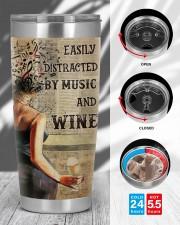 LIMITED EDITION - MUSIC - 90095TU 20oz Tumbler aos-20oz-tumbler-lifestyle-front-45
