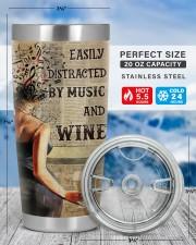 LIMITED EDITION - MUSIC - 90095TU 20oz Tumbler aos-20oz-tumbler-lifestyle-front-49