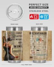 LIMITED EDITION - MUSIC - 90095TU 20oz Tumbler aos-20oz-tumbler-lifestyle-front-60