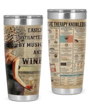 LIMITED EDITION - MUSIC - 90095TU 20oz Tumbler front