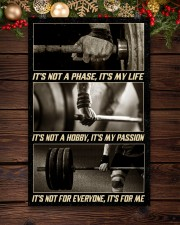 LIMITED EDITION - WEIGHTLIFTING - 80309P 11x17 Poster aos-poster-portrait-11x17-lifestyle-22