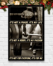 LIMITED EDITION - WEIGHTLIFTING - 80309P 11x17 Poster aos-poster-portrait-11x17-lifestyle-23