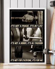 LIMITED EDITION - WEIGHTLIFTING - 80309P 11x17 Poster lifestyle-poster-4