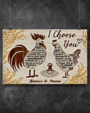 LIMITED EDITION - CHICKEN LOVERS - 80340P  17x11 Poster aos-poster-landscape-17x11-lifestyle-12