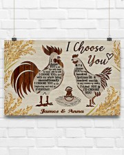 LIMITED EDITION - CHICKEN LOVERS - 80340P  17x11 Poster aos-poster-landscape-17x11-lifestyle-17