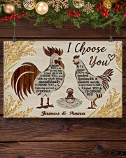 LIMITED EDITION - CHICKEN LOVERS - 80340P  17x11 Poster aos-poster-landscape-17x11-lifestyle-27