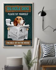 LIMITED EDITION - DOG BEAGLE LOVERS 10991A 11x17 Poster lifestyle-poster-1