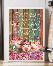 LIMITED EDITION - FARMER PIG LOVERS - 80299P 11x17 Poster lifestyle-poster-4