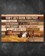 LIMITED EDITION - FARMER HORSE - 80323P 17x11 Poster aos-poster-landscape-17x11-lifestyle-12
