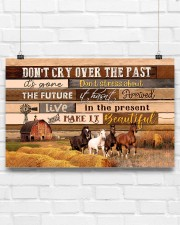 LIMITED EDITION - FARMER HORSE - 80323P 17x11 Poster aos-poster-landscape-17x11-lifestyle-17