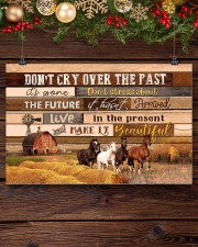 LIMITED EDITION - FARMER HORSE - 80323P 17x11 Poster aos-poster-landscape-17x11-lifestyle-27
