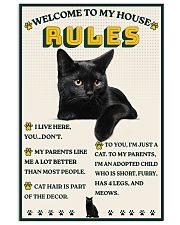 LIMITED EDITION - CAT LOVERS 9891A 11x17 Poster front