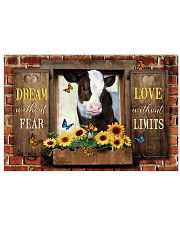 LIMITED EDITION - FARMER COW LOVERS - 80243P 17x11 Poster front