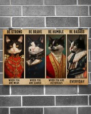 LIMITED EDITION - CATS - POS90329TU 17x11 Poster aos-poster-landscape-17x11-lifestyle-18