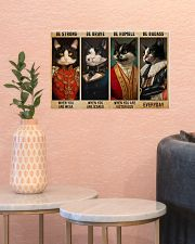 LIMITED EDITION - CATS - POS90329TU 17x11 Poster poster-landscape-17x11-lifestyle-21