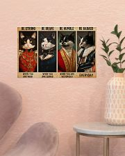 LIMITED EDITION - CATS - POS90329TU 17x11 Poster poster-landscape-17x11-lifestyle-22